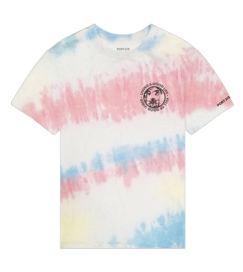 Good Life Tie Dye T-Shirt