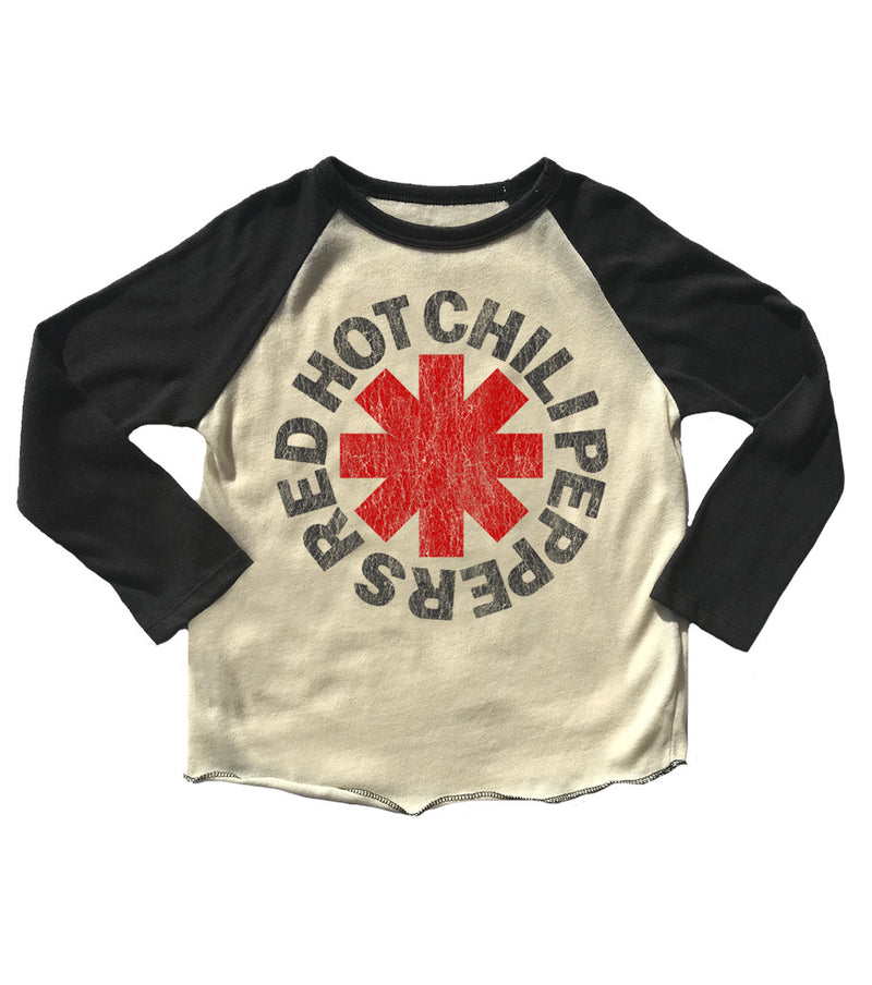 Red Hot Chili Peppers Raglan Tee
