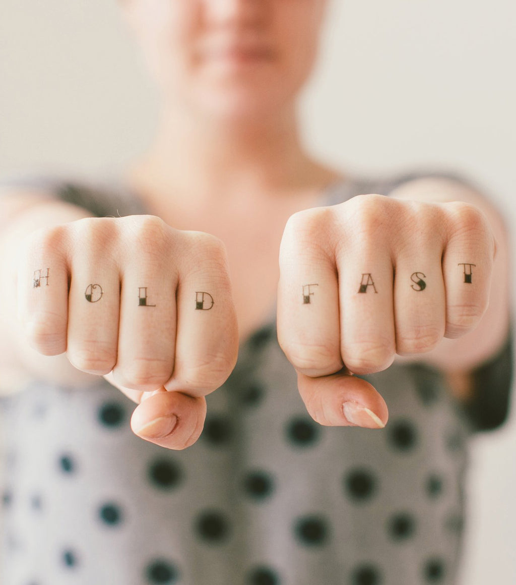Knucks Tattoos