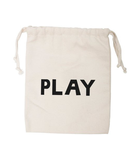 PLAY Fabric Bag