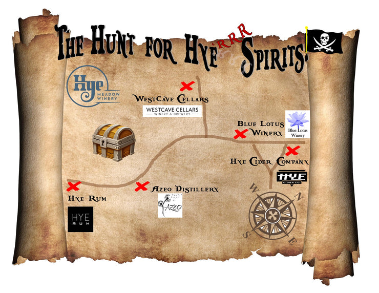 Hunt for Hye'rrr Spirits Ticket
