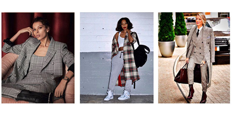 How to Wear: Checks + Plaids