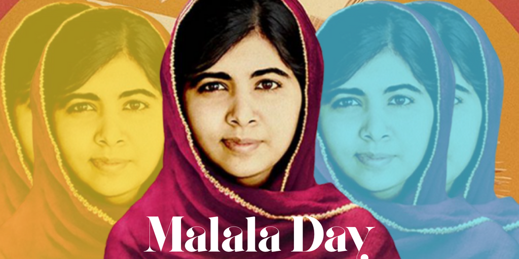 It's Malala Day and Everyone Should Know Who She Is