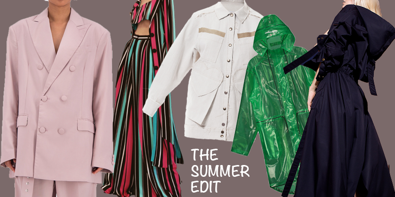 The Summer Edit: The Perfect Outerwear Pieces For Your Summer Wardrobe