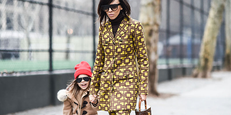 Coat Styles And Designs That Are Perfect For The Stylish Mum