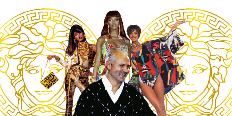 Remembering Gianni Versace And His Iconic Fashion