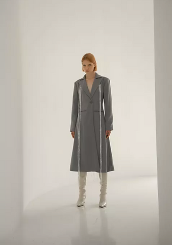 Lee Wei Hulpi Coat
