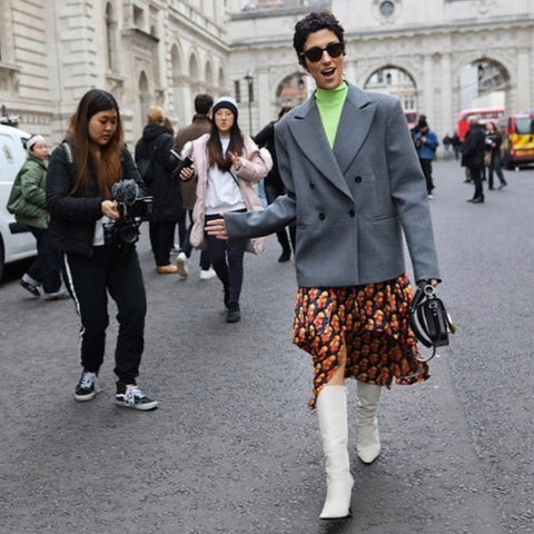 Yasmin Sewell London Fashion Week