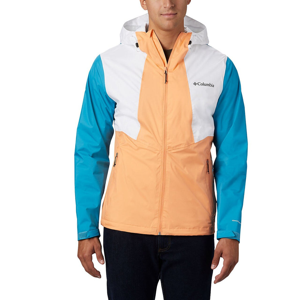 Unisex Columbia Inner Limits II Jacket Bright Nectar