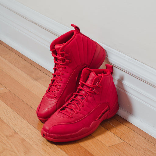 Men's Air Jordan 12 Gym Red