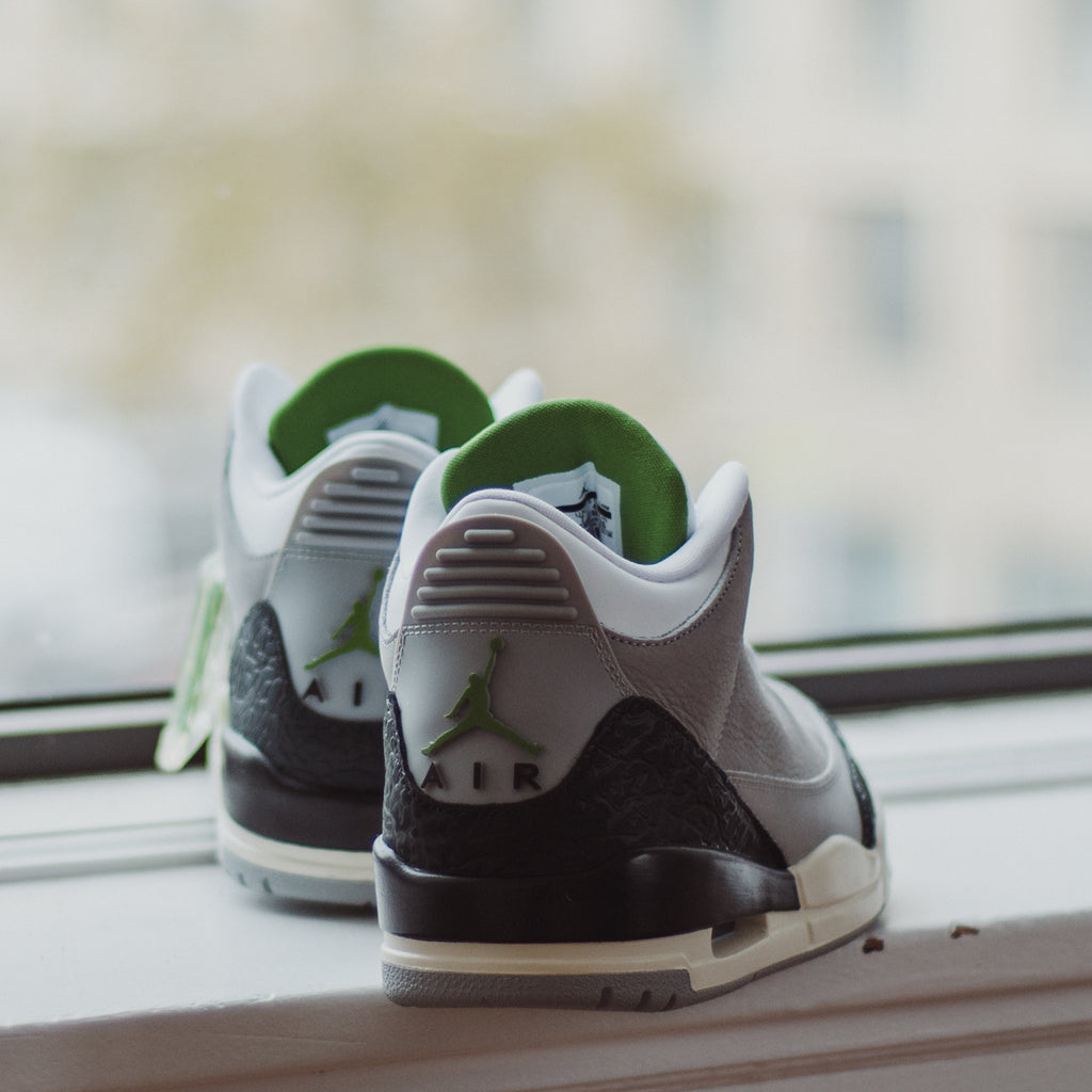 Men's Air Jordan 3 Chlorophyll