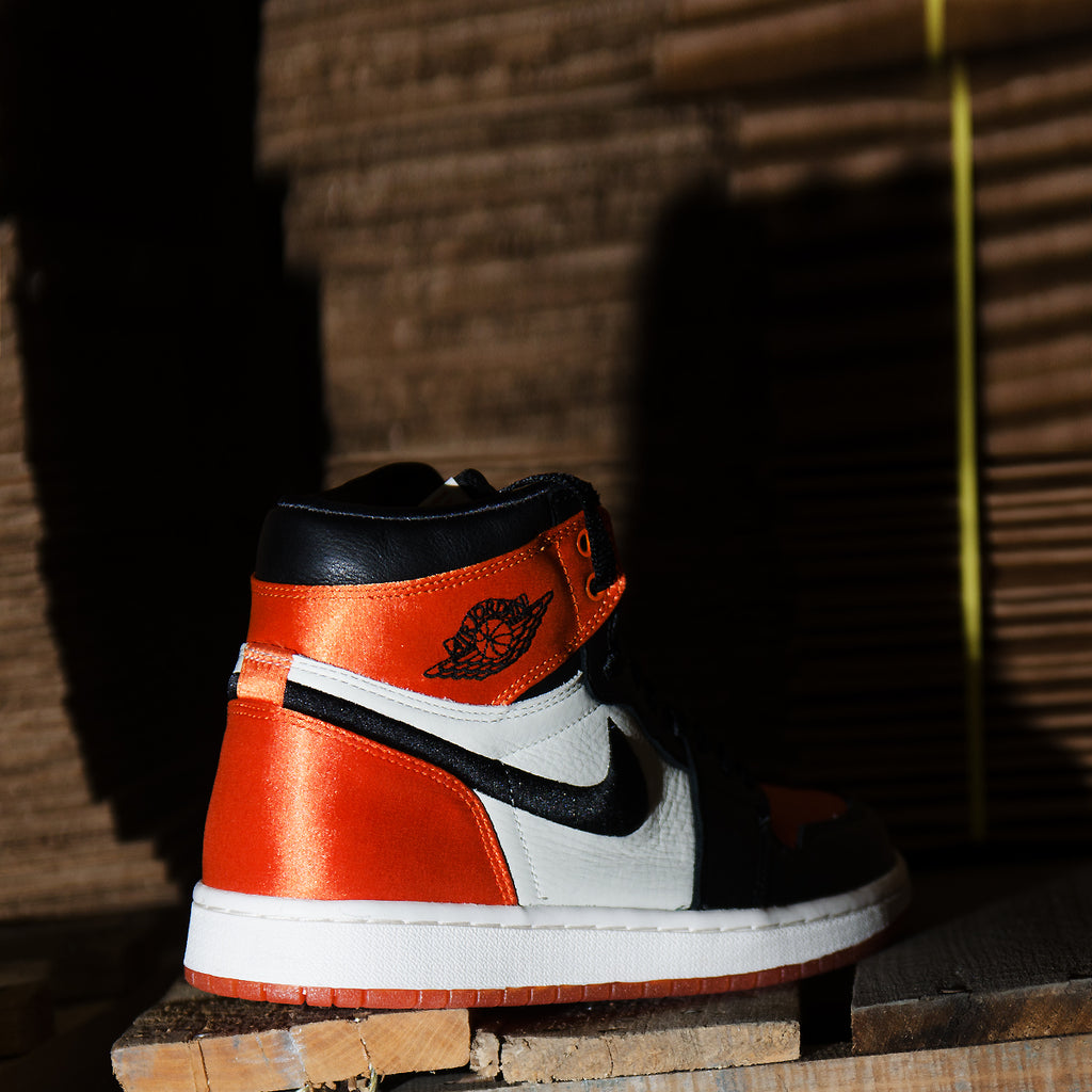 Men's Air Jordan 1 Retro Shattered Backboard