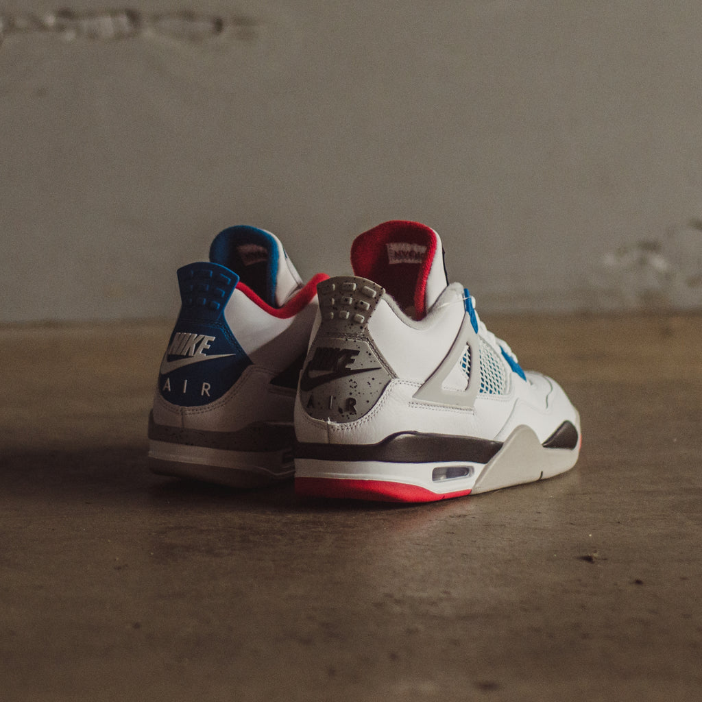 Men's Air Jordan 4 What The