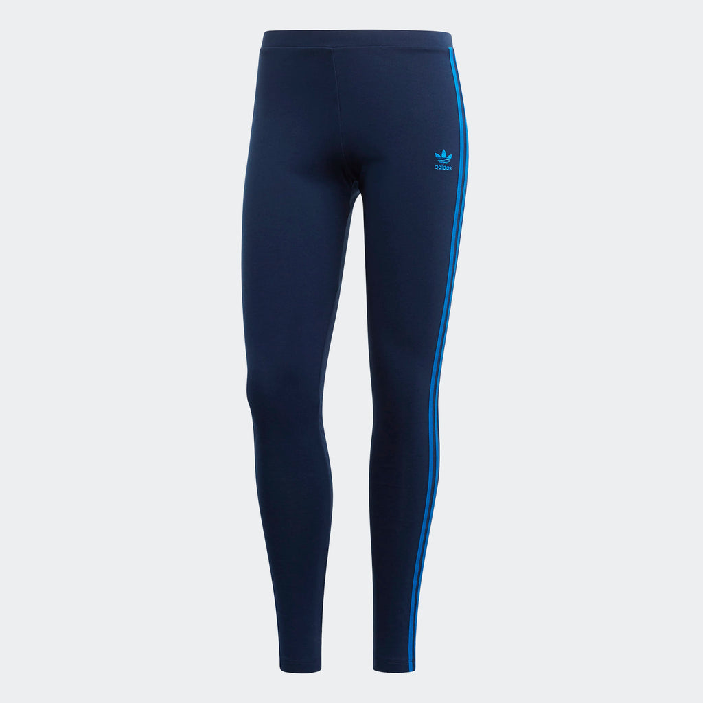 Women's adidas Originals 3-Stripes Leggings Blues