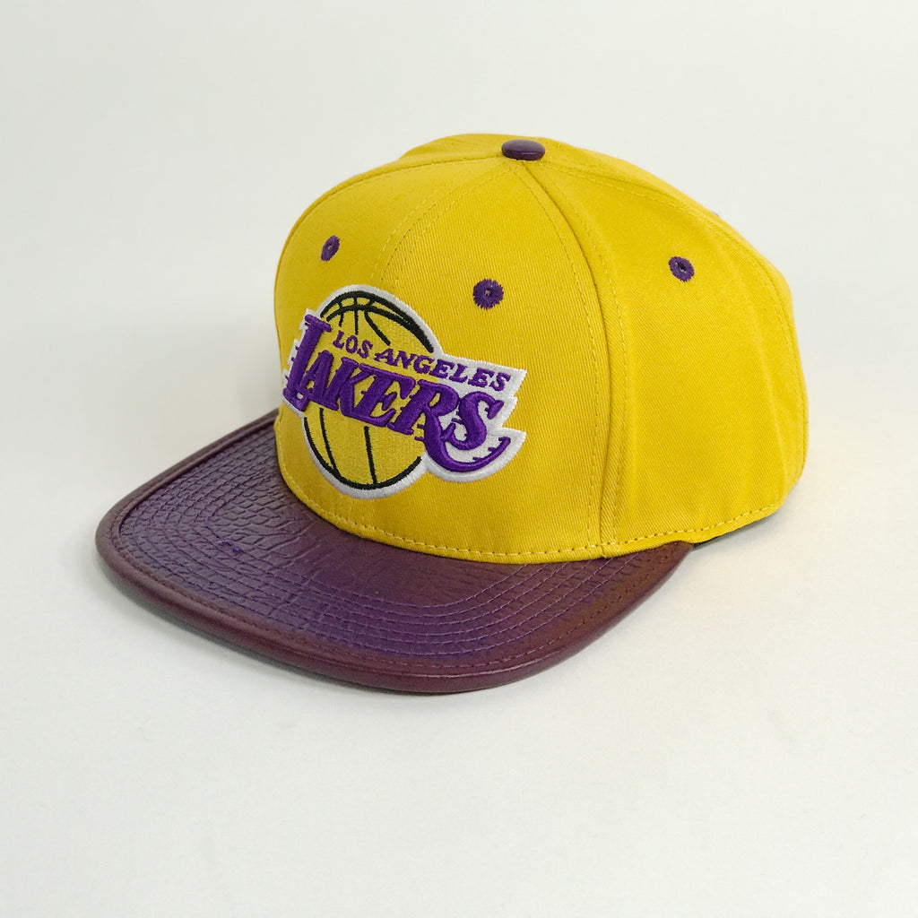 Men's Pro Standard Los Angeles Lakers Cap PNLALB0832