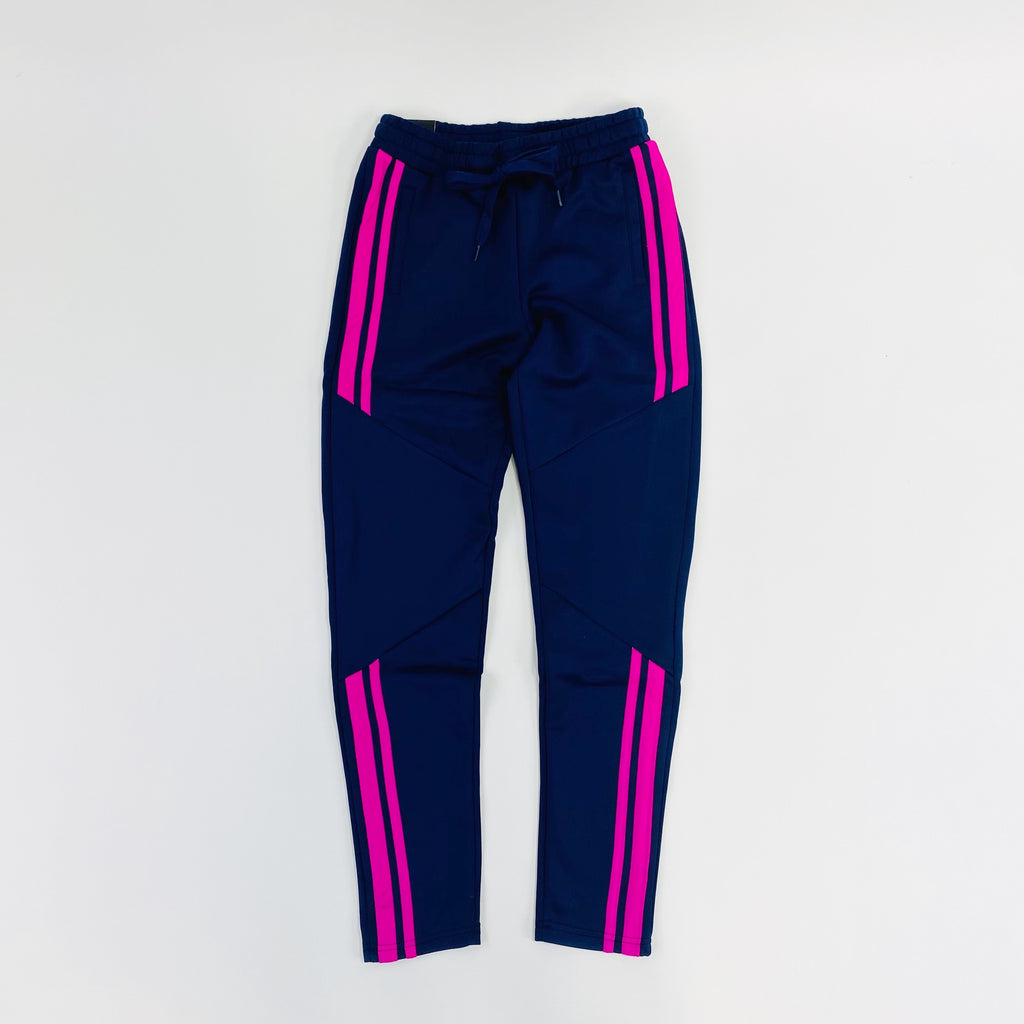 Women's Red Fox Tricot Track Pants Navy ST0423PNV | front view