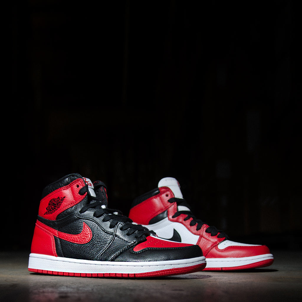 Men's Air Jordan 1 High Homage to Home