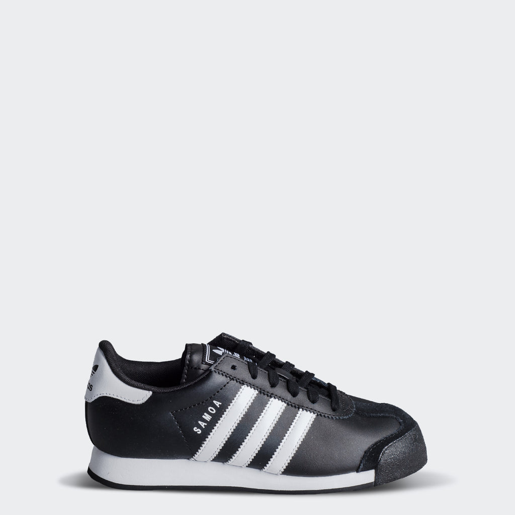 Kid's adidas Originals Samoa J Black
