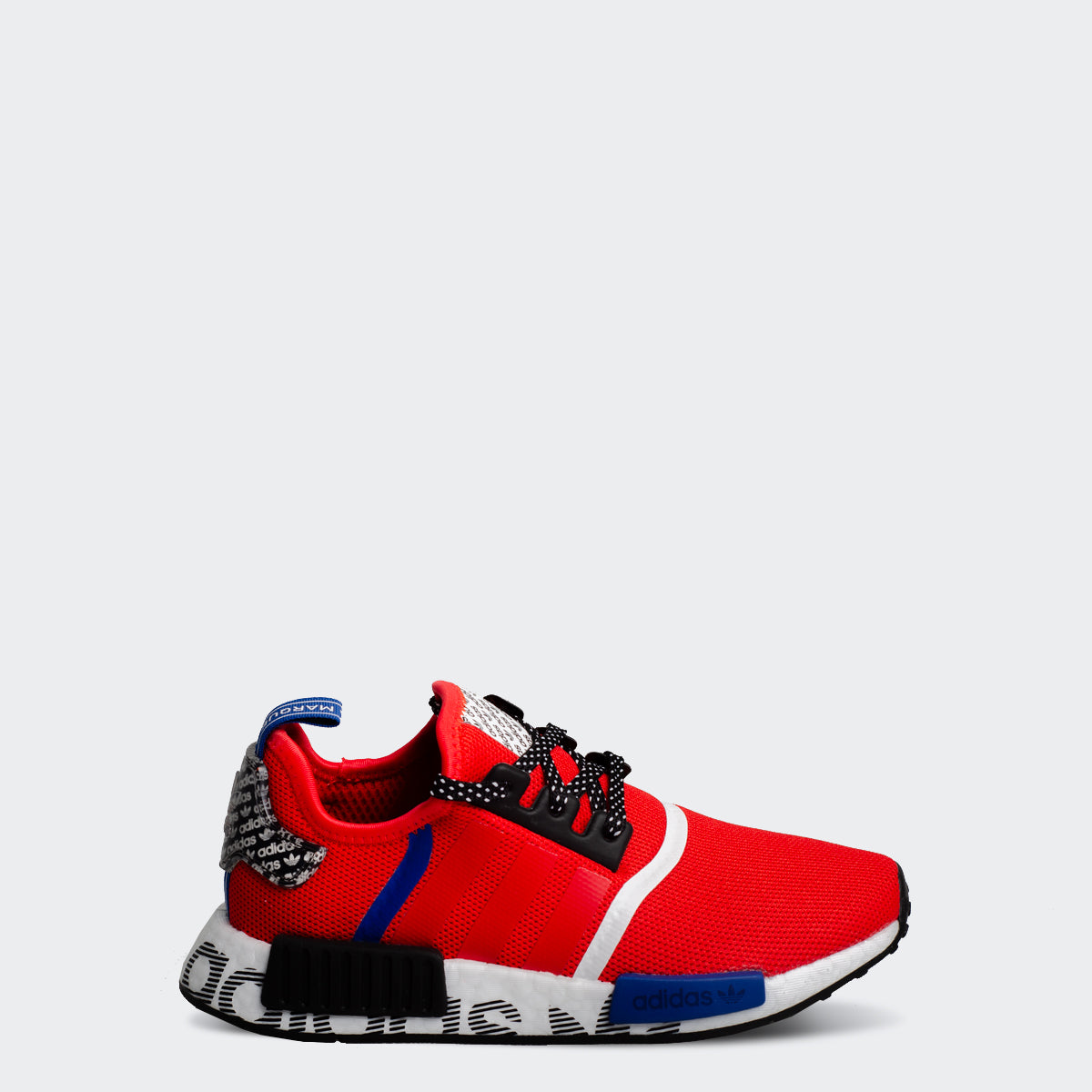 Adidas Nmd R1 Shoes Active Red Fv5330 Chicago City Sports