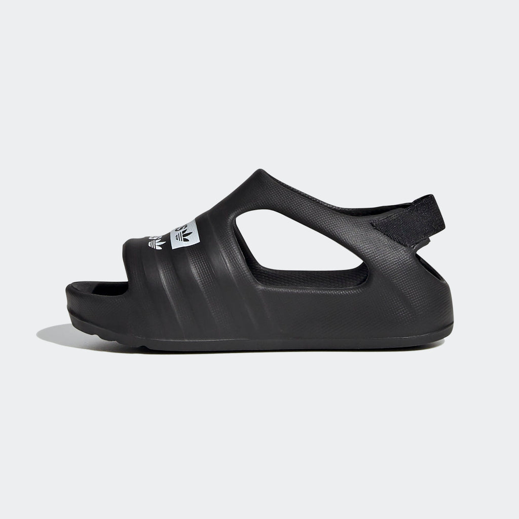 Toddler's adidas Originals Adilette Play Slides Black