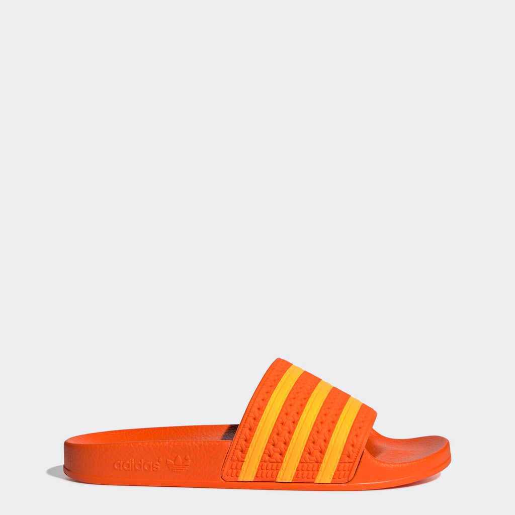 Women's adidas Originals Adilette Slides Orange