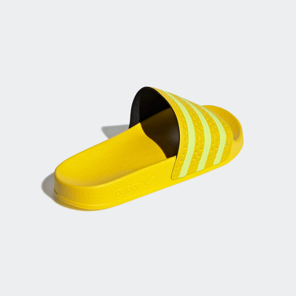 Women's adidas Originals Adilette Slides Yellow