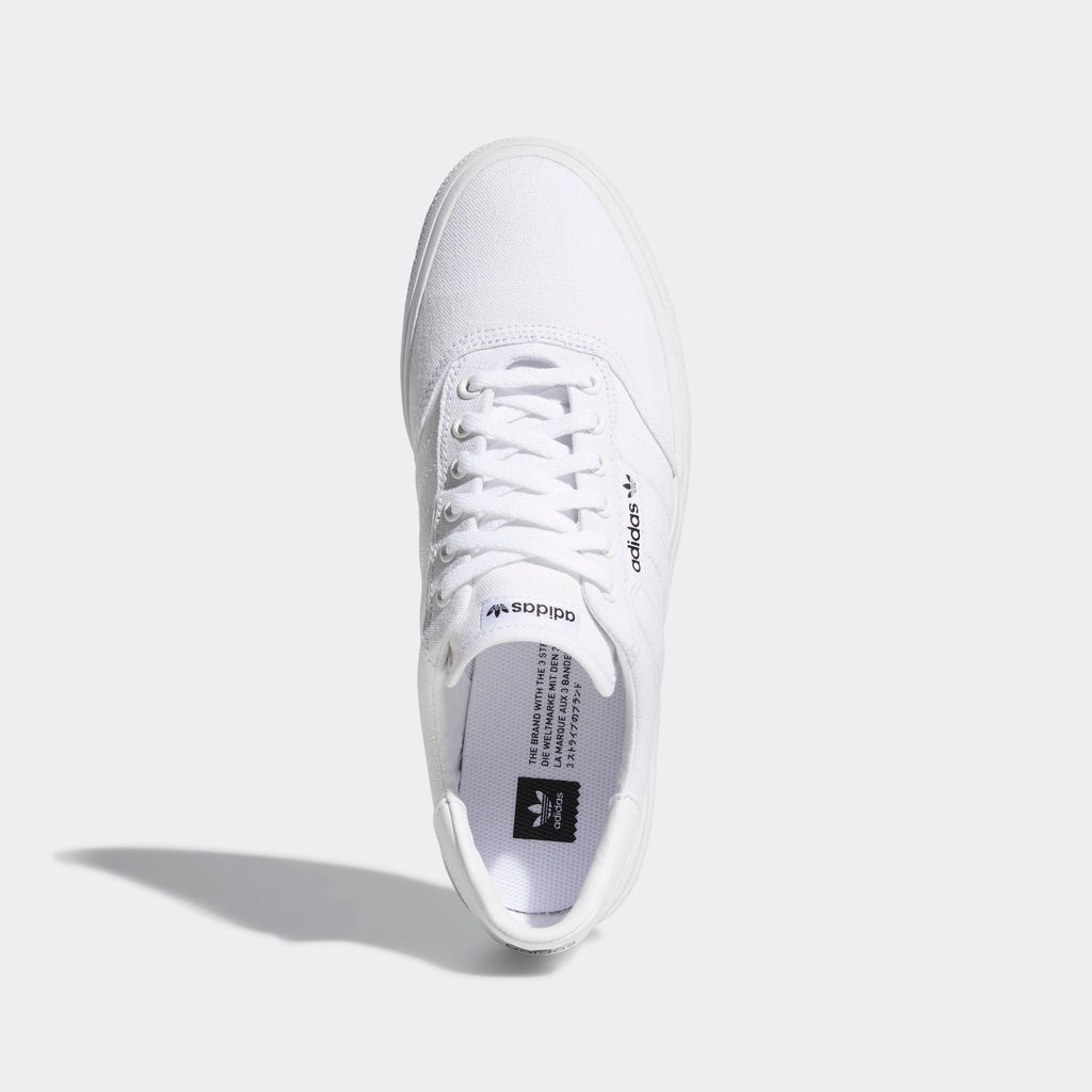 Men's adidas Originals 3MC Vulc Shoes Cloud White
