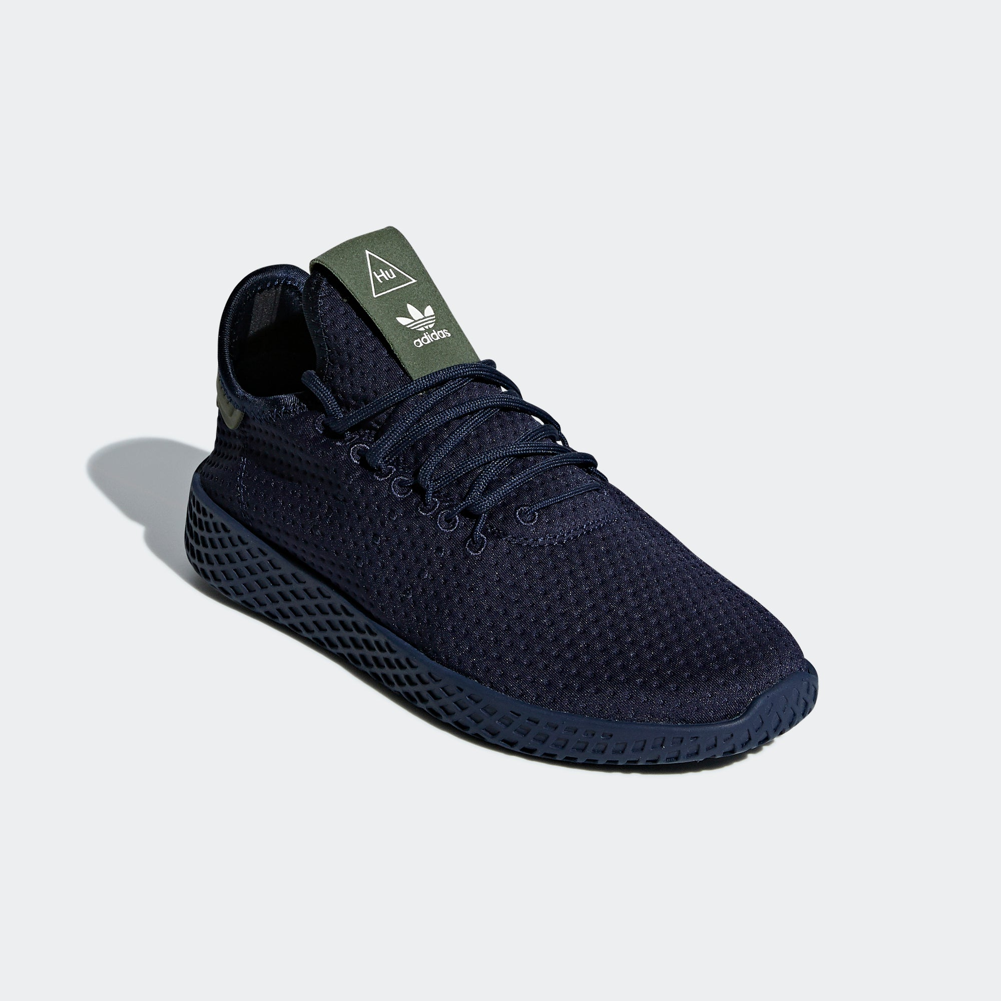 Adidas Pharrell Williams Tennis Hu Shoes Kids minimalist