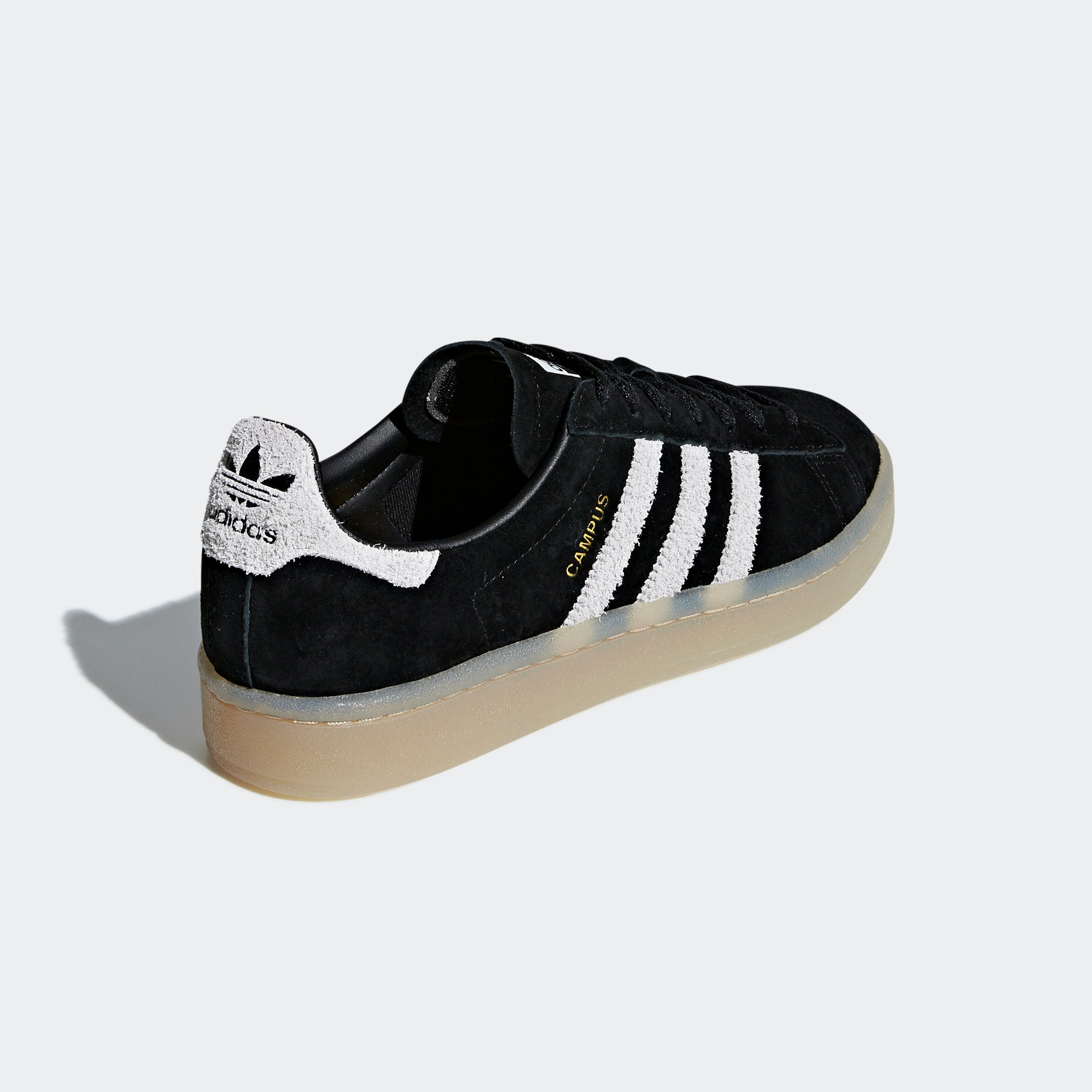 adidas Originals Skor Campus Clear BrownCore Black