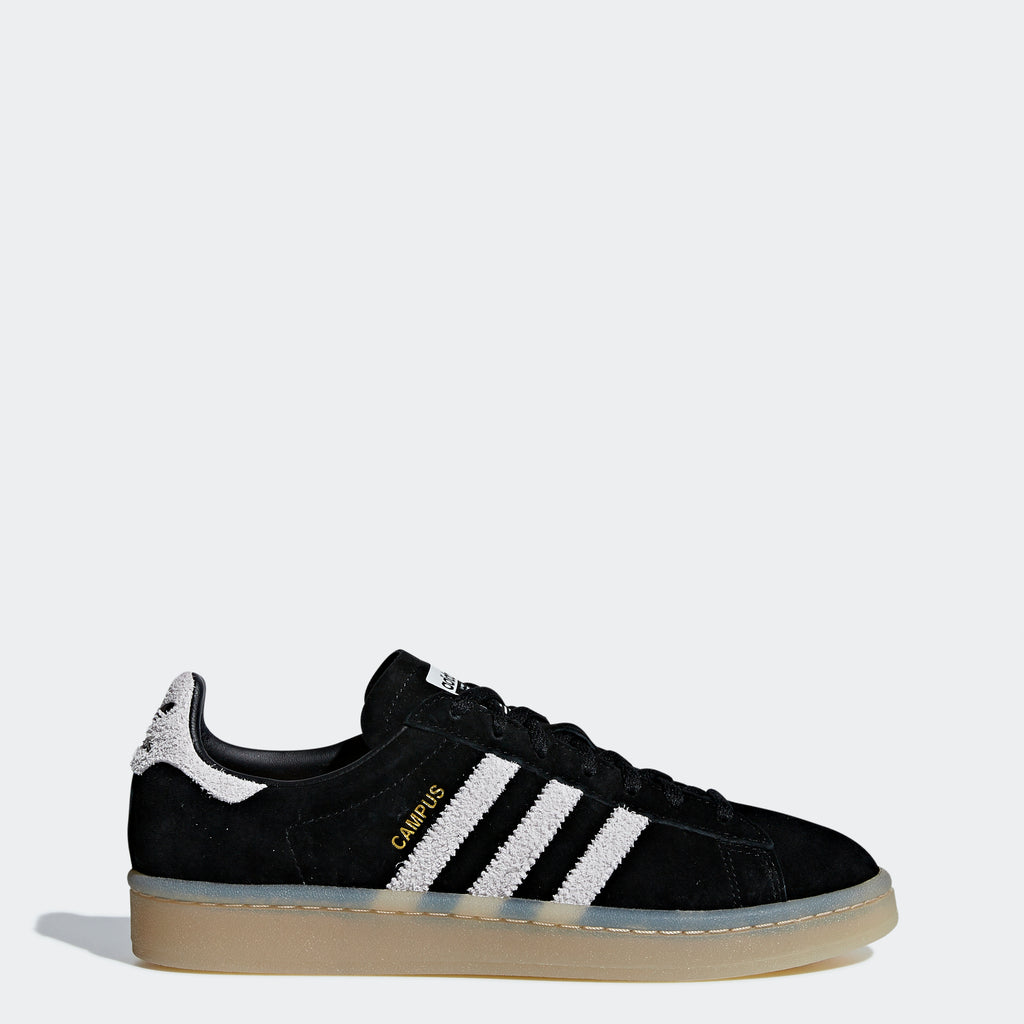 Women's adidas Originals Campus Shoes Core Black