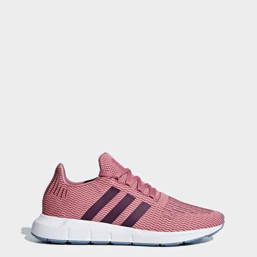 Women's adidas Originals Swift Run Shoes Trace Maroon
