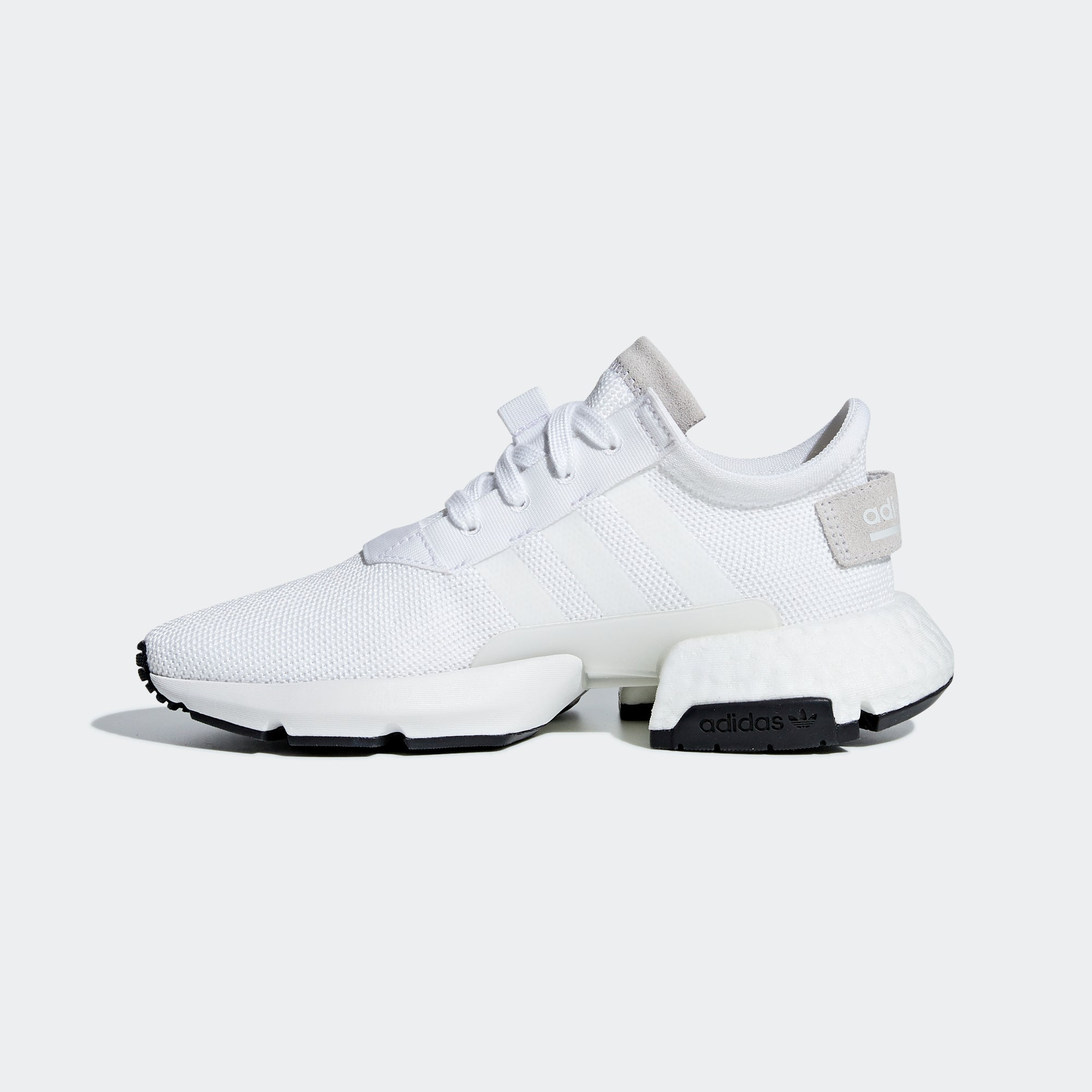 differently 3904a 4a020 Kids adidas Originals POD-S3.1 Shoes Cloud White. 1