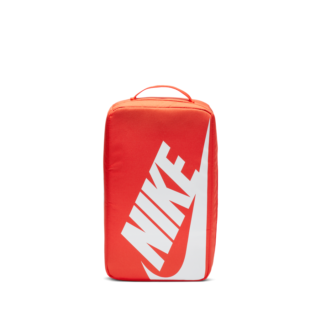 Nike Shoebox Bag Orange BA6149-810 | Chicago City Sports | front view
