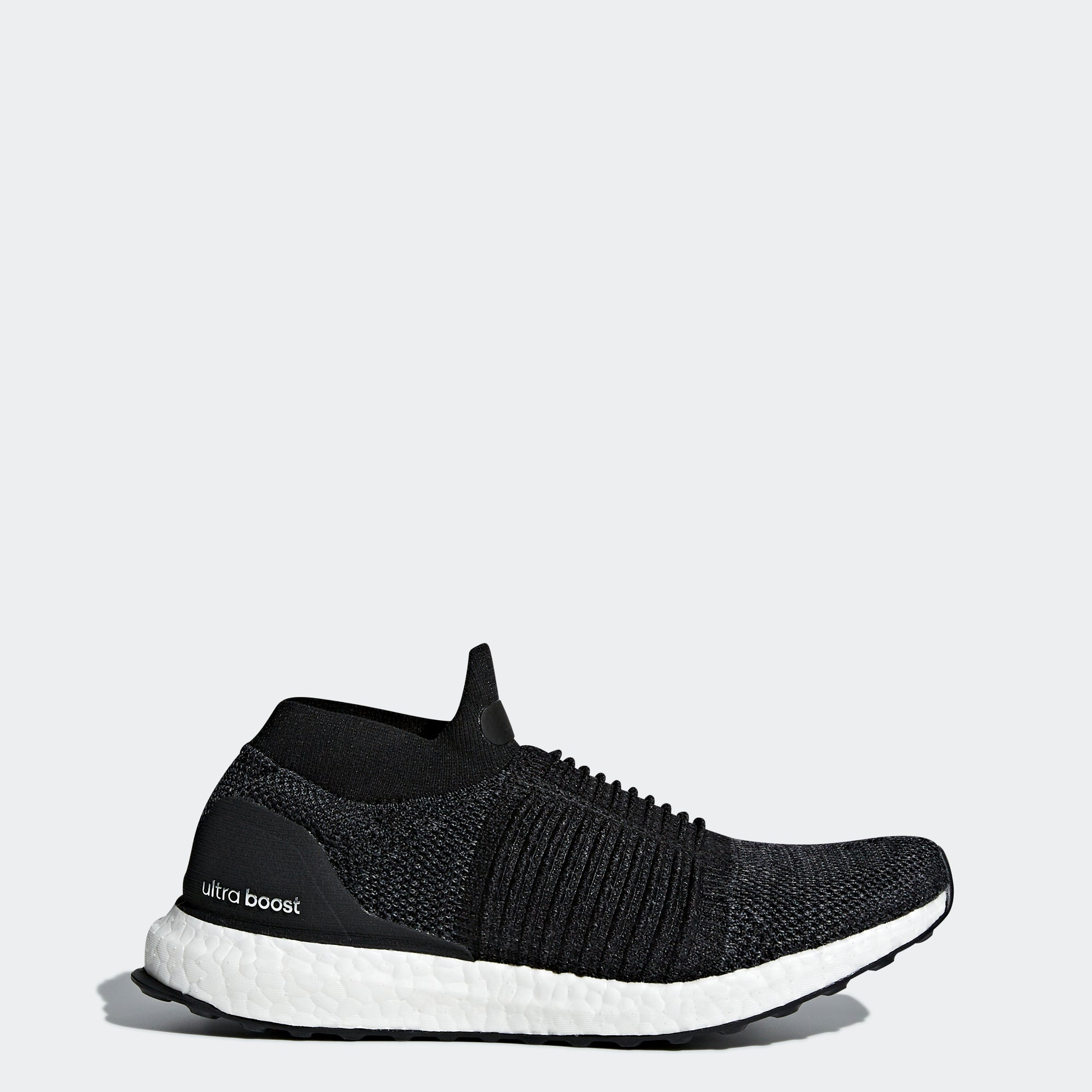 86414d1a2b7d2 Women s adidas Running Ultraboost Laceless Shoes Core Black with White