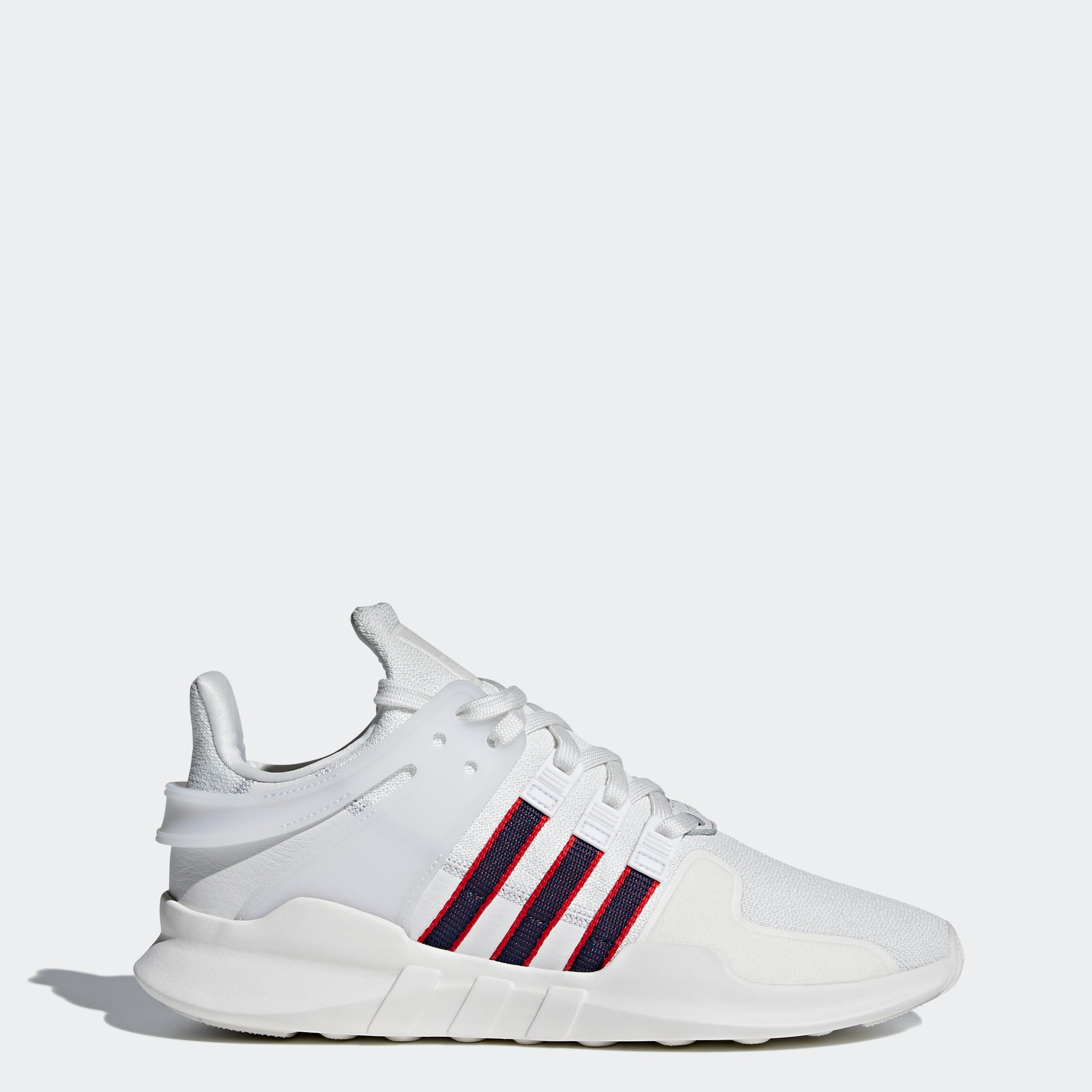 Men s adidas Originals EQT Support ADV Shoes Crystal White BB6778 ... b47de4b517