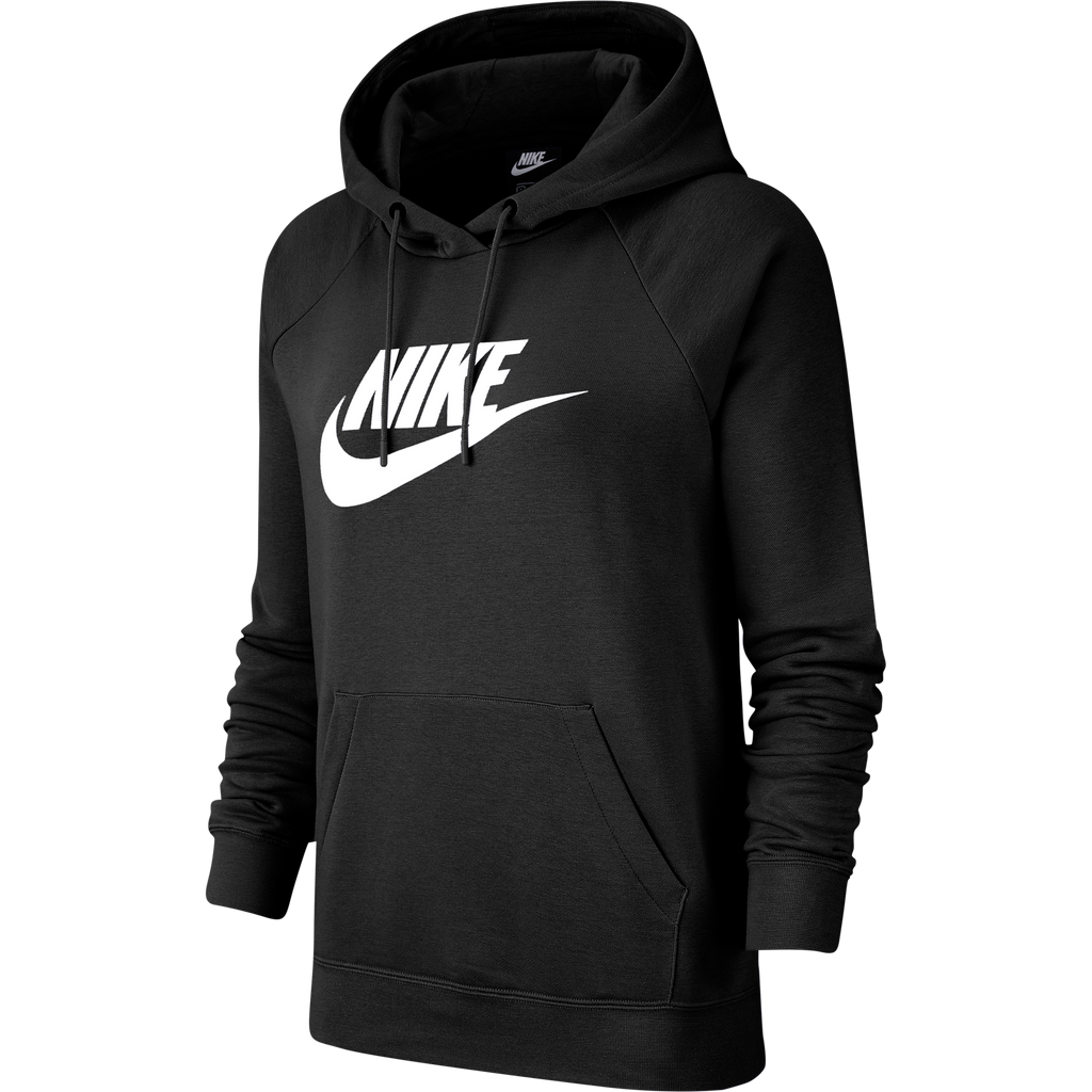 WMNS Nike NSW Essential Fleece Hoodie BV4126010 | Chicago City Sports | front view