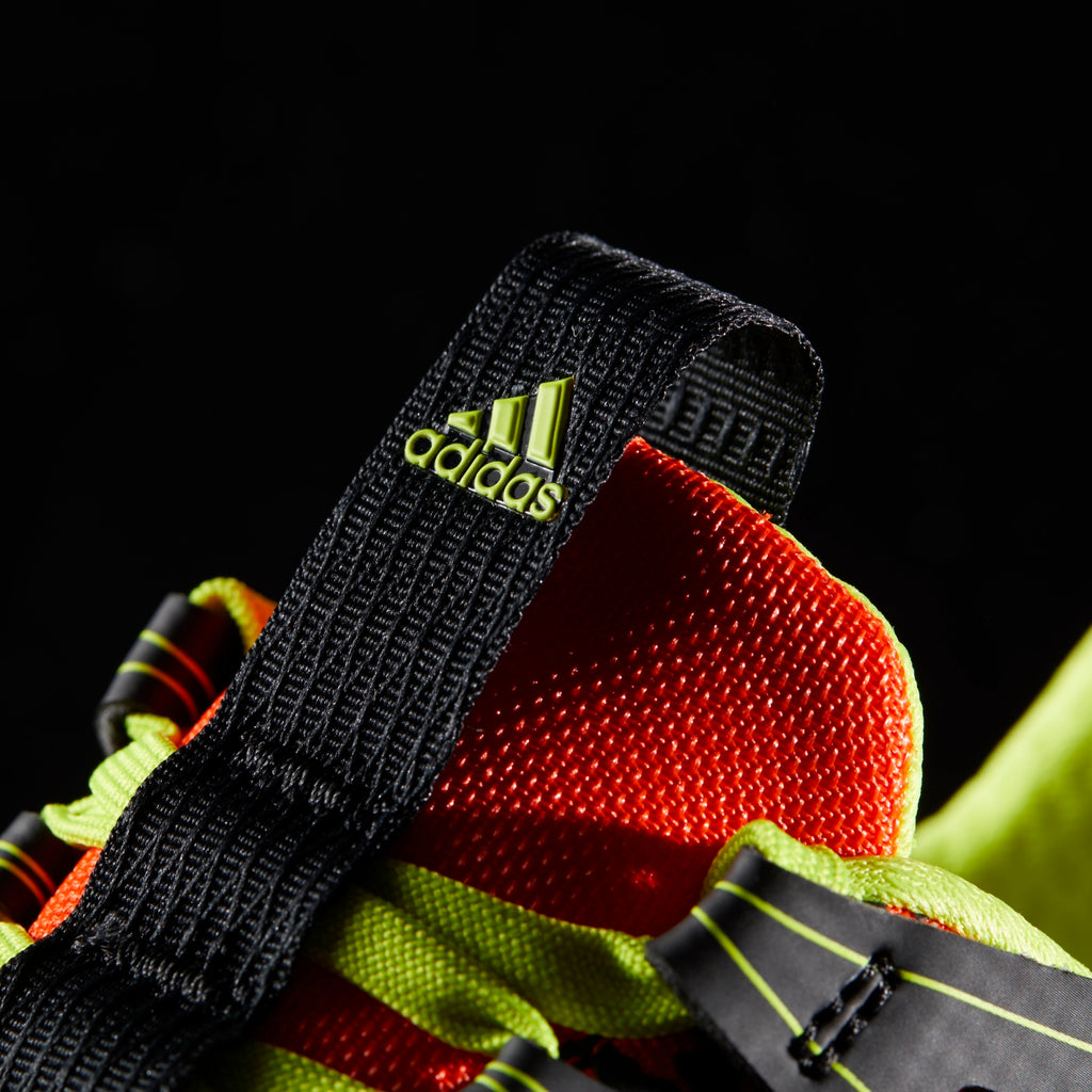 Kid's adidas Running Vigor Bounces Shoes Energy/Black/Yellow