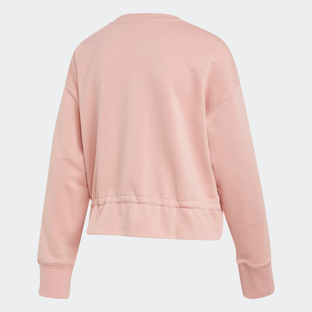 Women's adidas Originals Bellista Sweatshirt Pink Spirit
