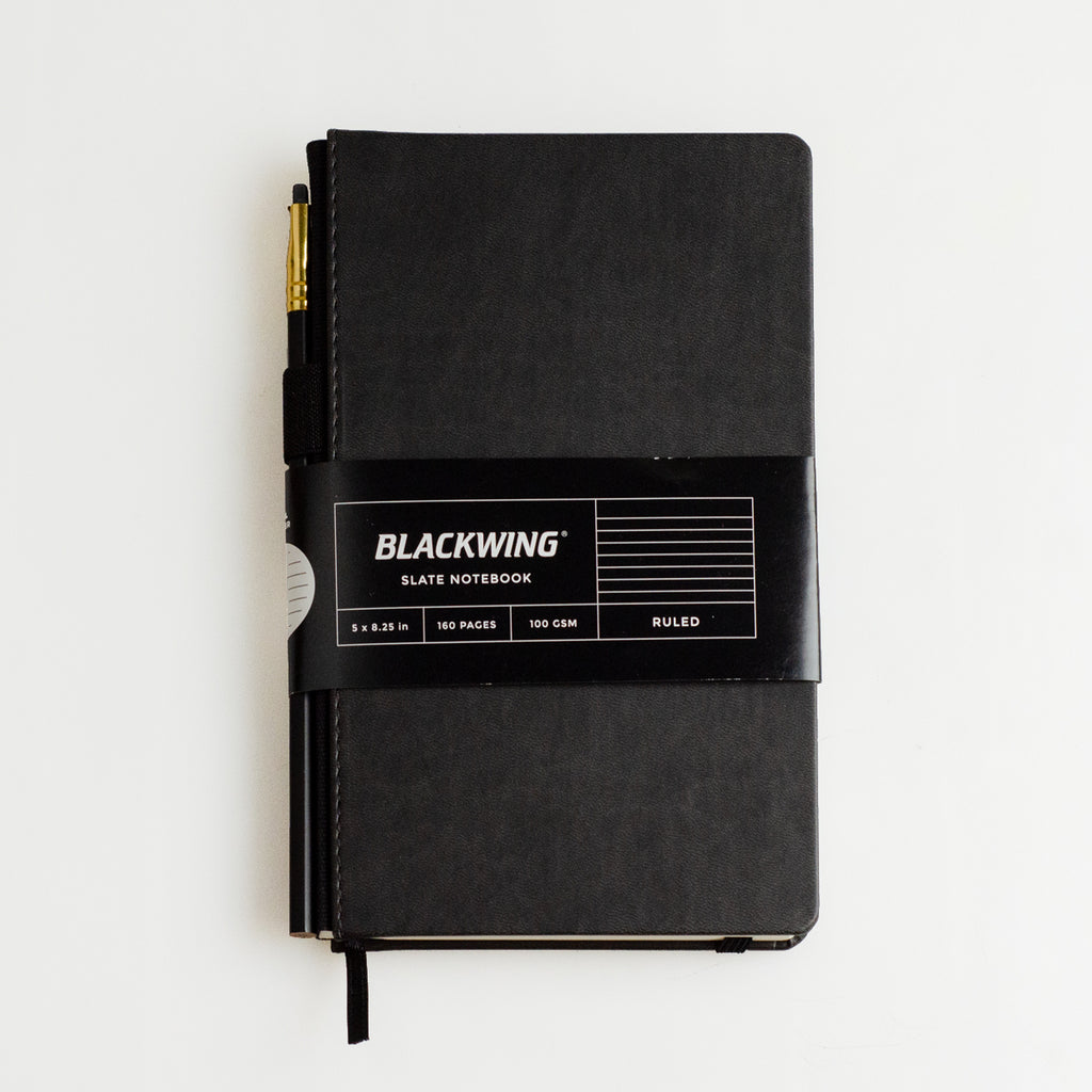 Blackwing Slate Ruled Notebook