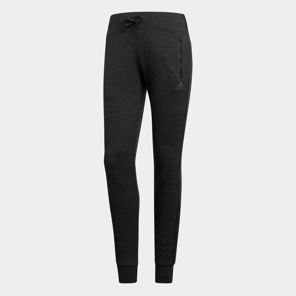 Women's adidas Athletics ID Pants Black