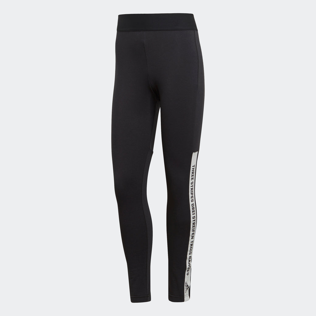 Women's adidas Athletics Sport ID Tights Black