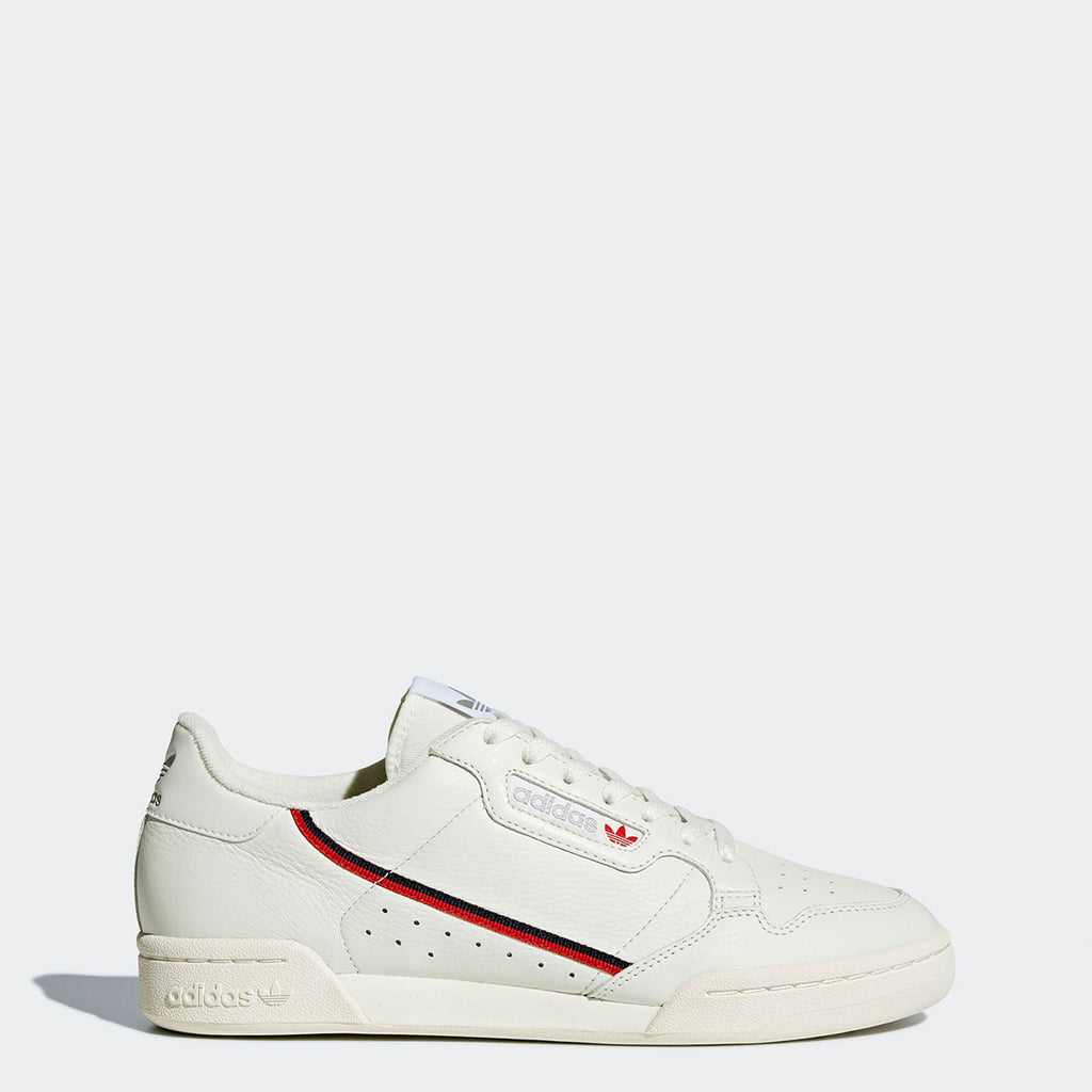 Men's adidas Originals Continental 80 Shoes Off White