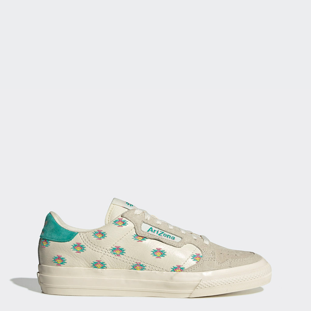 Men's adidas Originals Continental Vulc Shoes AriZona Iced Tea