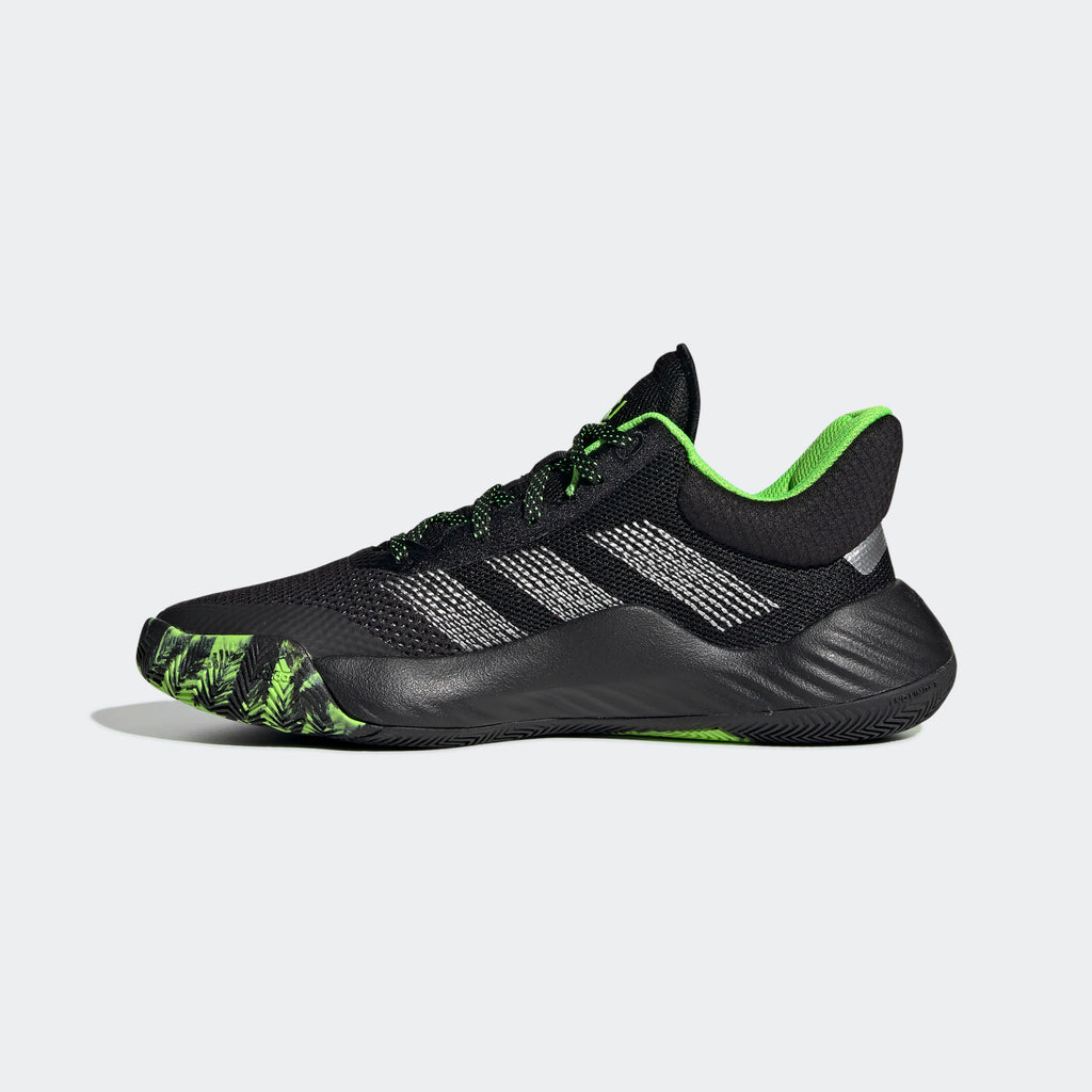 Kid's adidas Basketball D.O.N Issue #1 Black Shoes