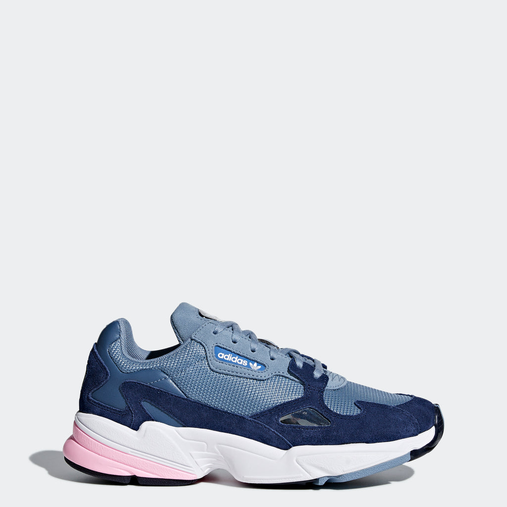 Women's adidas Originals Falcon Shoes Raw Grey