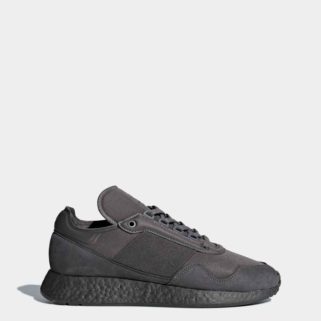Men's adidas Originals New York Present Arsham Shoes Urban Trail Gray