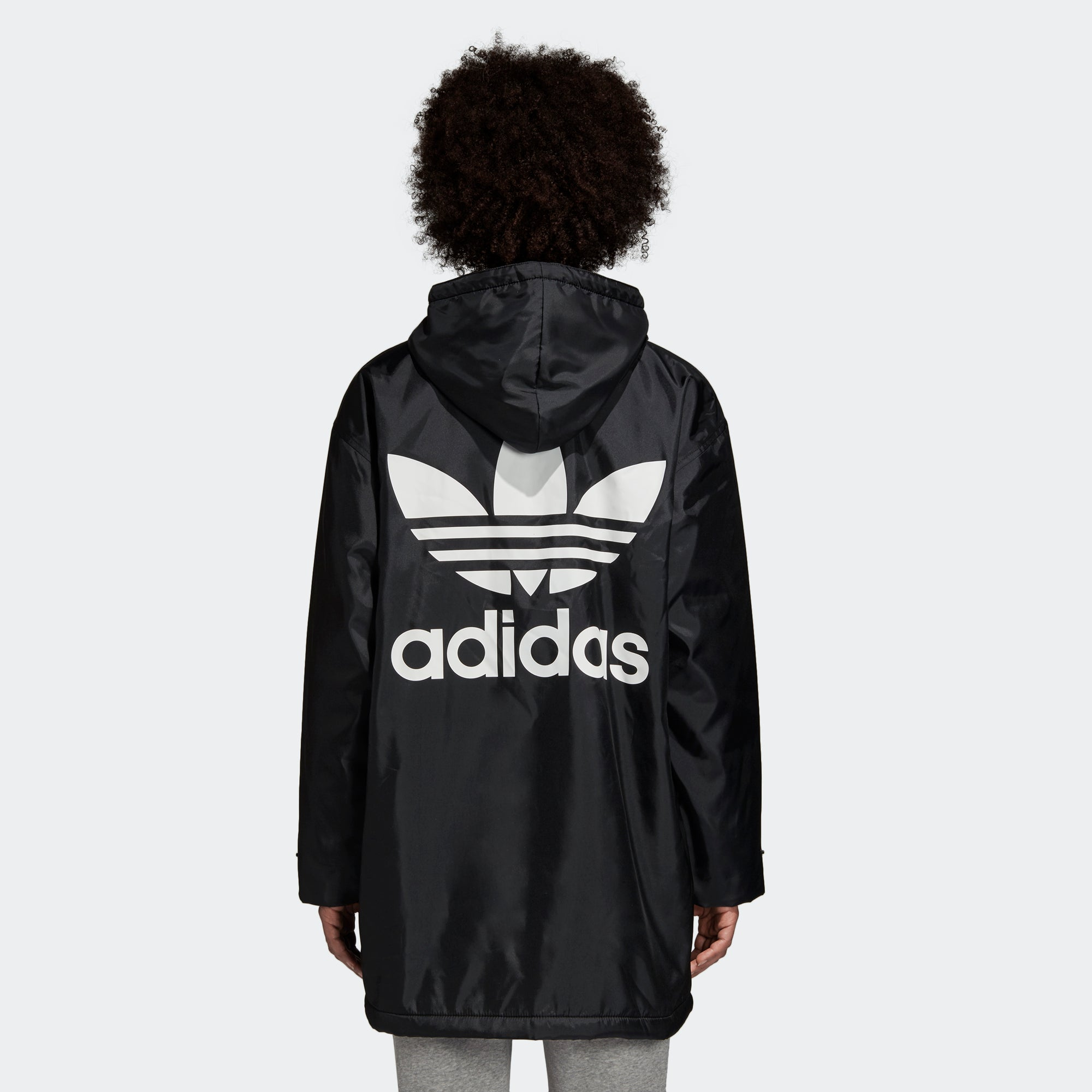 Adidas Jacket Black Dh4588 Chicago City Sports