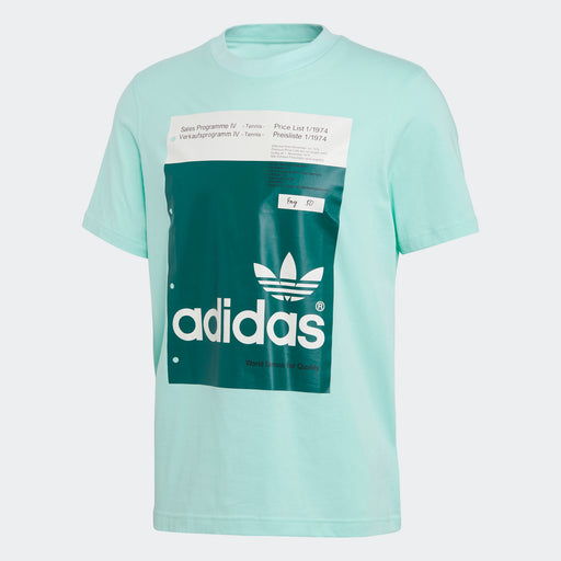 Men's adidas Originals Pantone Tee Clear Mint