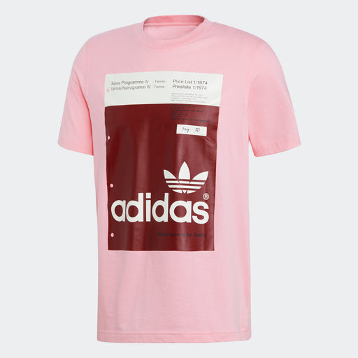 Men's adidas Originals Pantone Tee Light Pink