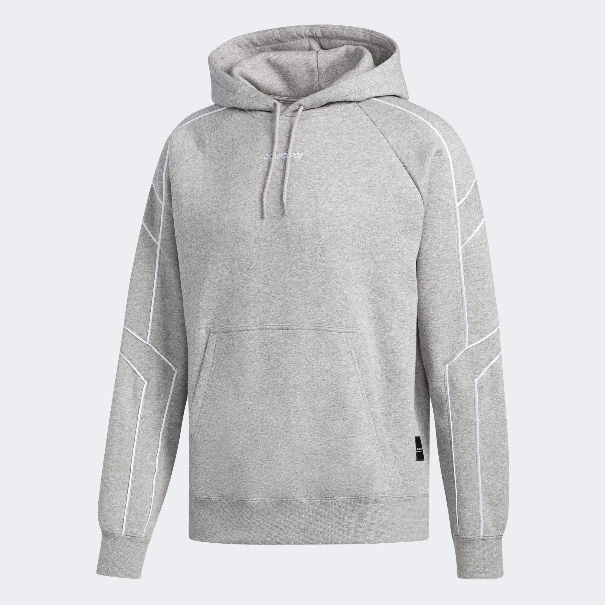 adidas EQT Outline Hoodie Grey DH5217